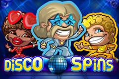 Red gaming Disco Spins 329368